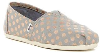 Toms Alpargata Hemp Mud Hut Slip-On Sneaker