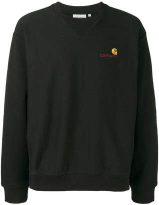 Carhartt Heritage loose fitted sweatshirt