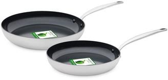 Green Pan Barcelona Evershine Frying Pan Set - 2 Piece Set