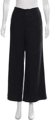Marc by Marc Jacobs High-Rise Wide-Leg Pants