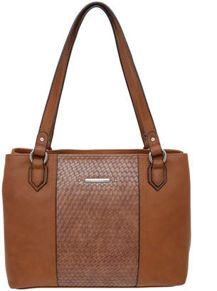 Basque Jess Zip Top Tote Bag BHK030