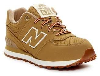 New Balance 574 Heritage Sport Sneaker - Wide Width Available (Toddler & Little Kid)