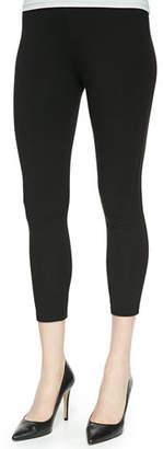 Joan Vass Jersey Ankle Leggings, Plus Size