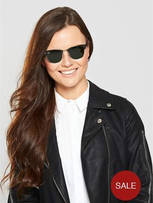 Ray-Ban Clubmaster Sunglasses - Black