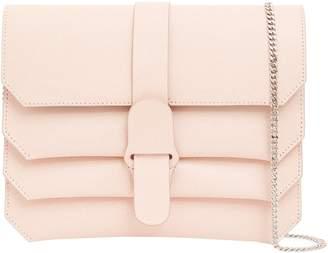 Senreve Pebbled Leather Crossbody Bag