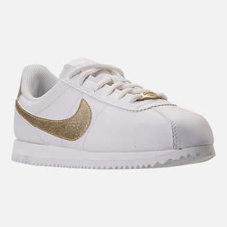 Nike Boys' Grade School Cortez Basic SL Casual Shoes