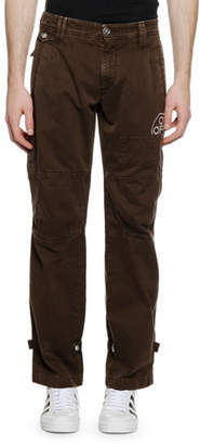 Off-White Men's Multi-Pocket Chino Pants