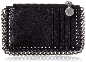 STELLA MCCARTNEY Falabella coin purse and cardholder $199 thestylecure.com