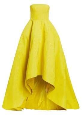 3fe8b08d22a60 Oscar de la Renta Women's Strapless High-Low Ball Gown - Ginger - Size 8