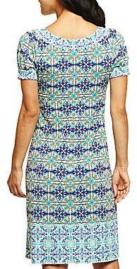 JCPenney Pleated Empire Waist Dress