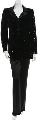 Akris Long Sleeve Pantsuit w/ Tags $200 thestylecure.com