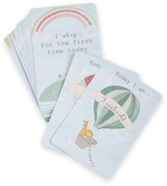 Next 24 Pack Baby's First Year Milestone Cards