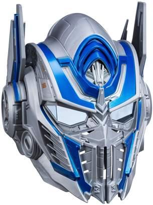 Transformers Optimus Prime Voice Changer Helmet