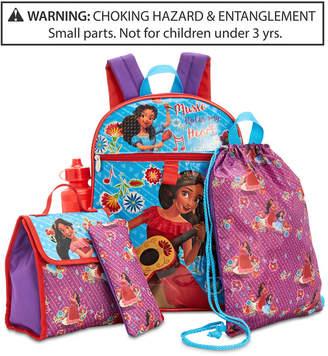 Disney Disney's Princess Elena of Avalor 5-Pc. Backpack & Accessories Set, Little & Big Girls