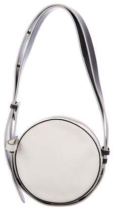 Diane von Furstenberg Leather Circle Bag