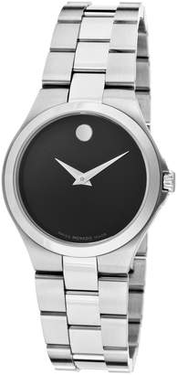 Movado Women's 0606558 Stainless-Steel Swiss Quartz Watch
