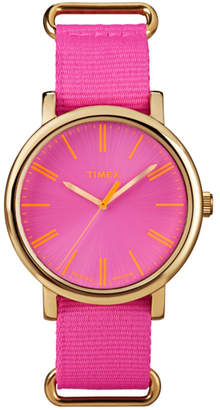 Timex Women's Nylon Watch