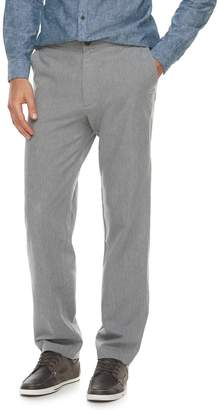 Marc Anthony Men's Slim-Fit Linen-Blend Pants