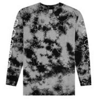 HUF Mens Spitfire Burn Faster Long Sleeve T-Shirt TS00653