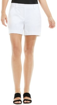 Women's Vince Camuto Cuffed Shorts $74 thestylecure.com