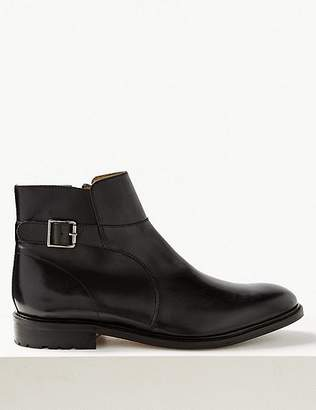 Marks and Spencer Leather Chukka Boots
