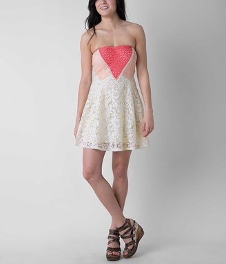 Fire Sweetheart Tube Top Dress $38 thestylecure.com