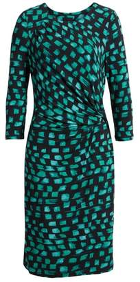 Nic+Zoe Vivid Twist Detail Dress