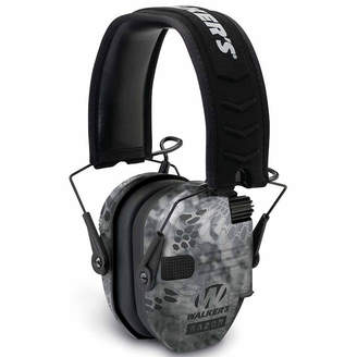 Asstd National Brand Razor Slim Electronic Muff - Kryptek