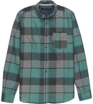 Stoic Azul Plaid Shirt - Men's