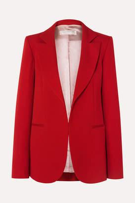 Victoria Beckham Wool Blazer - Red
