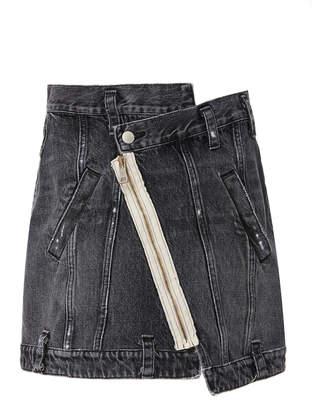 Marissa Webb Eliza denim mini skirt