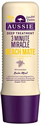 Aussie 3 Minute Miracle Beach Mate Deep Treatment Conditioner 250ml