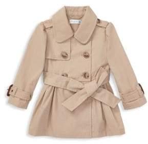 Ralph Lauren Baby Girl's Trench Coat