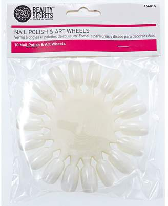 Beauty Secrets Nail Polish & Art Wheel