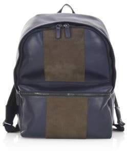 Saks Fifth Avenue COLLECTION Colorblock Leather Backpack