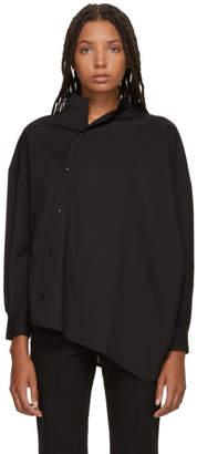 Totême Black Noma Shirt