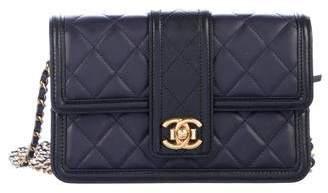 Chanel Elegant CC Wallet On Chain