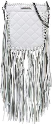 Thomas Wylde fringed quilted crossbody