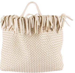Bottega VenetaBottega Veneta Limited Edition Intrecciato Antique Vulcana Bag