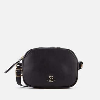 Radley Women's Greyfriars Gardens Small Ziptop Cross Body Bag - Black