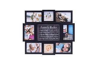 Malden 8 Opening Picture Frame