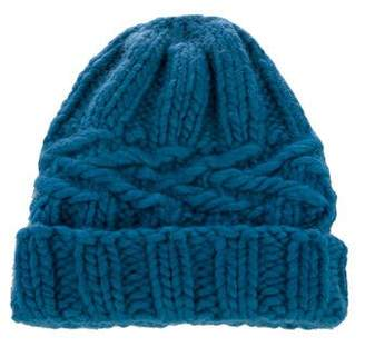 Eugenia Kim Wool Cable Knit Beanie