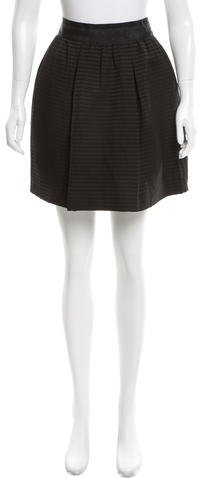 3.1 Phillip Lim3.1 Phillip Lim Striped Mini Skirt