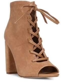 Sam Edelman Yvie Peep Toe Ankle Boots
