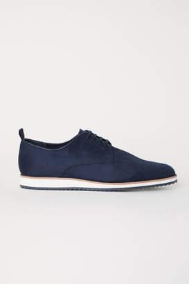 H&M Oxford Shoes - Blue