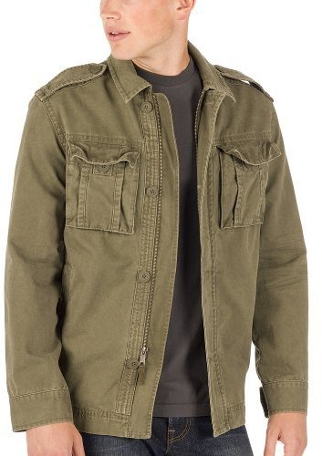 Merona® Military Jacket - Wreath Green