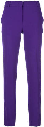 Emilio Pucci tailored straight-fit trousers