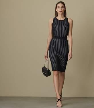 Reiss Harper Knitted Dress