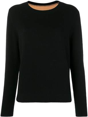 Parker Chinti & colour block sweater