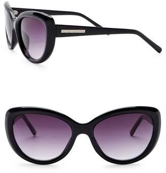 Vince Camuto Women's Cat Eye 55mm Acetate Frame Sunglasses